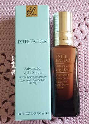 Estee Lauder Advanced Night Repair intenseReset ночной концентрат