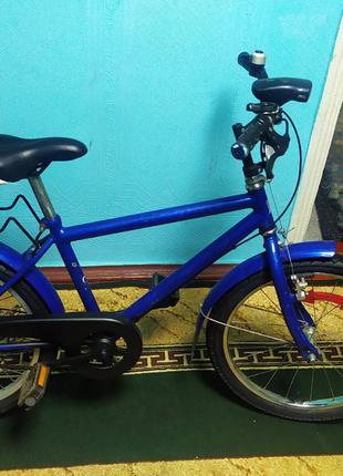 """Велосипед на 20"""" колесах, для ребенка 5 ---12 лет."""