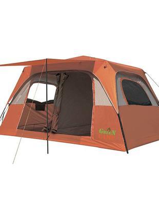 Палатка Green Camp 1610 ( 8-ми местная )