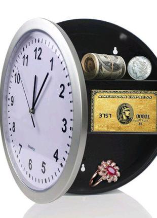 Настенные часы-тайник-сейф SAFE CLOCK