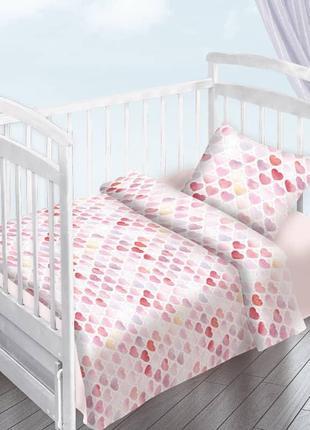 Постельное белье, в кроватку, подростковый, полуторный