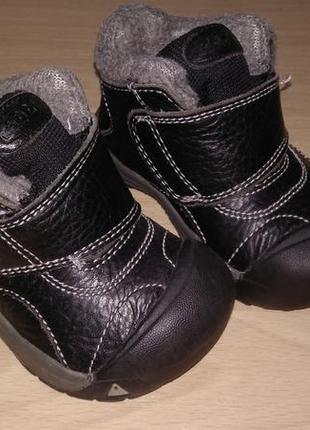 Зимние полуботинки keen kootenay winter boot