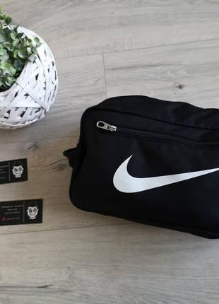 Nike спортивная сумка для обуви