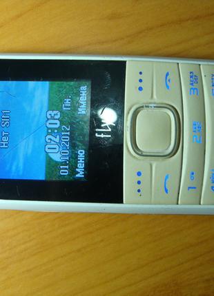Мобильный телефон FLY DS103D на 2 Sim