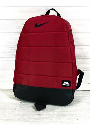 Рюкзак nike air (найк) красный