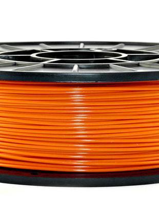 PLA нить для 3D принтера - Оранжевый