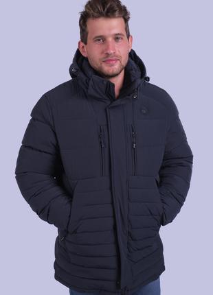 Куртка мужская зимняя Avecs AV-70179 Размеры 50