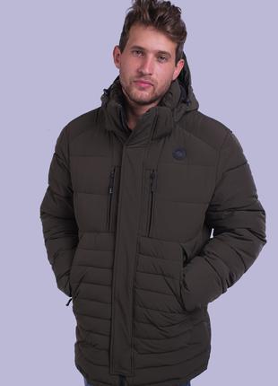 Куртка мужская зимняя Avecs AV-70179 Размеры 46 50 54