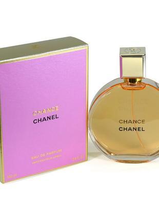 Chanel chance парфюмированная вода парфюм оригинал