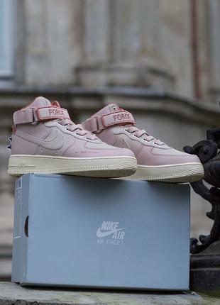 Nike Air Force 1 High Pink