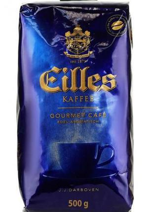 Кофе в зернах J.J.Darboven Eilles Gourmet Cafe 500 г,