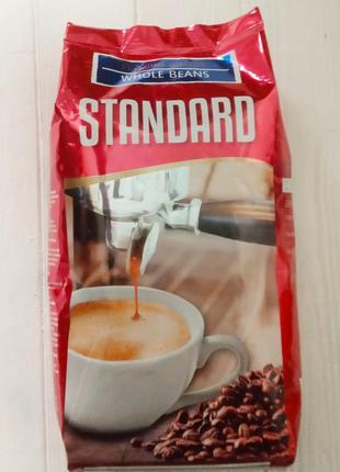 Кофе в зернах Standard 1кг (Германия)