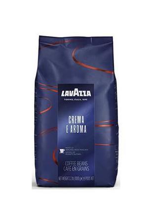 Кофе в зернах Lavazza «Crema e Aroma  » 1кг