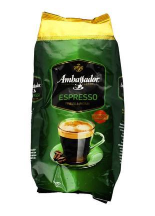 Кофе в зернах Ambassador Espresso , 1кг