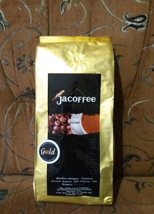 Кофе Jacoffee Gold, 1кг