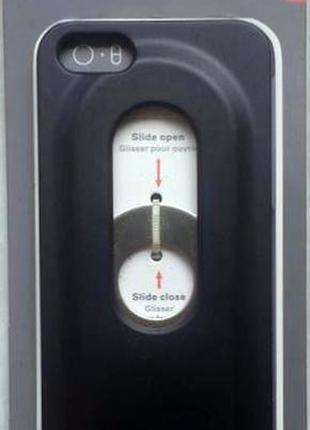 Захисний чохол - відкривачка для iPhone 5/5s/SE