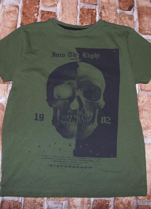 Котон футболка мальчику 11 - 12 лет primark