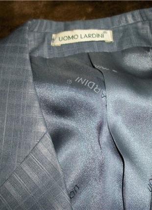 Классический мужской костюм Uomo Lardini