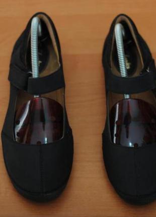 Туфли clarks новые