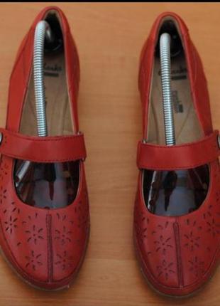 Туфли новые clarks
