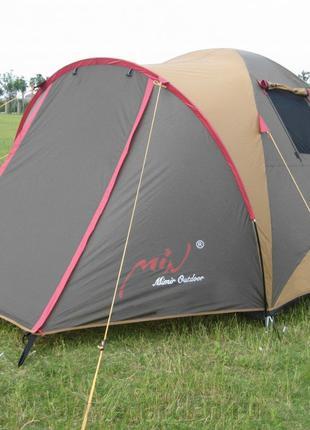 Премиум Палатка, Намет Mimir Х-11650А (3-х местная)