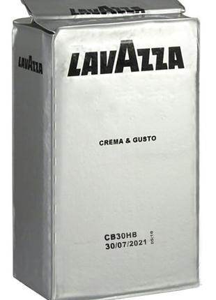 Молотый кофе Lavazza Crema Gusto Gusto, 250г