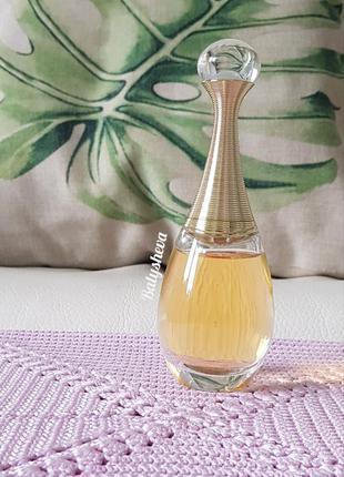 Dior j'adore парфюмированная вода 50мл