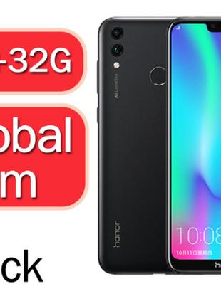 Смартфон Huawei Honor 8C Black 4/32Gb Новый