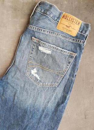 Holliste мужские джинсы штаны брюки