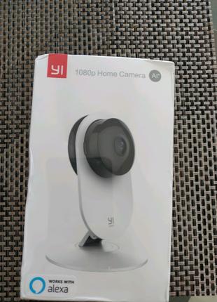 IP-камера Xiaomi YI 1080p Home White YYS.2016