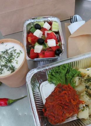 Доставка обедов, Обед, бизнес ланч