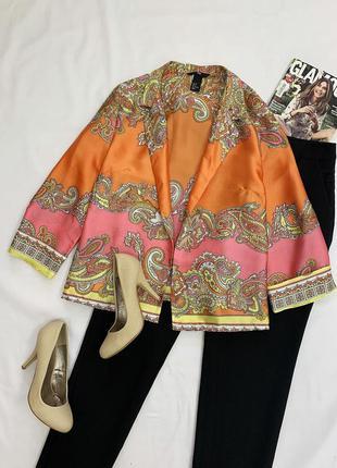 Пиджак-кимоно h&m