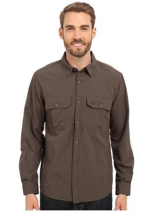 Рубашка мужская jack wolfskin 100% оригинал из сша