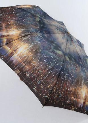 Зонт женский полуавтомат lamberti 73645 я люблю дождь