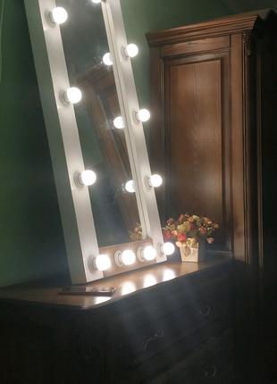 Гримерное зеркало зеркало с лампами зеркало визажиста