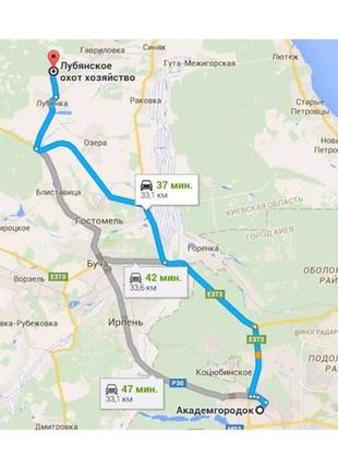 Продам участок недалеко от Киева