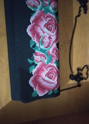 Клатч для вышивки бисером