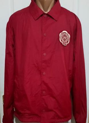 Куртка ветровка . спортивная. duffer of st. george