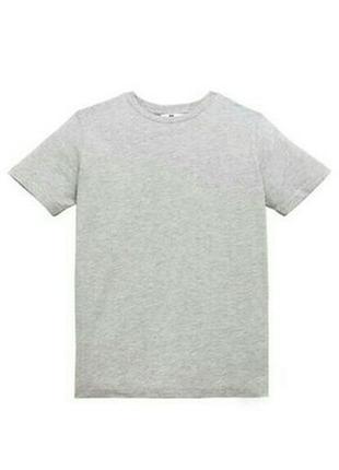Детская, подростковая базовая футболка для мальчика by very