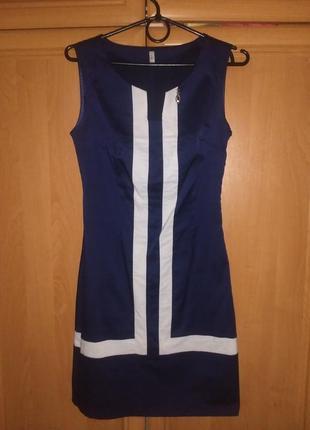 Платье приталенное классическое