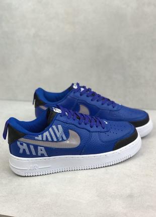 Nike air force 1 max gross синій