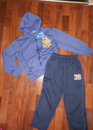 Спортивный костюм grace 128см