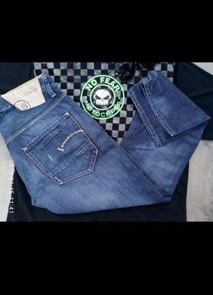 Мужские джинсы \ штаны g - star raw 33\01 w34   l32.