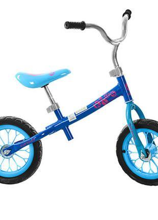 Беговел детский Profi Kids M 3255-2, голубой