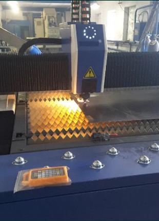 Лазерная резка металла на ЧПУ (гибка, рубка, перфорация)