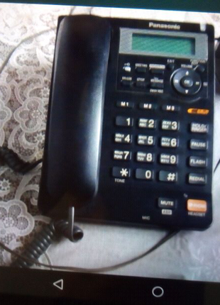 Телефон panasonic kx -ts 2570ua