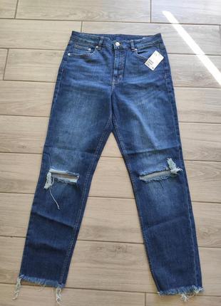 Трендовые джинсы h&m