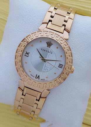 Женские наручные часы премиум качества - золото, браслет, заст...
