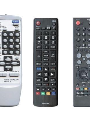 Пульты для телевизоров, т2 тюнеров, спутниковых тюнеров, iptv ...