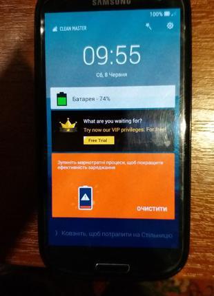 Продам Samsung Galaxy S3 I9300